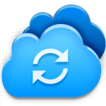 Cloud Station Sharesync icon